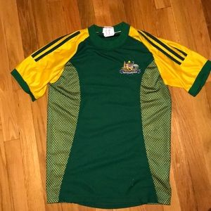 Adidas Boys Soccer Jersey